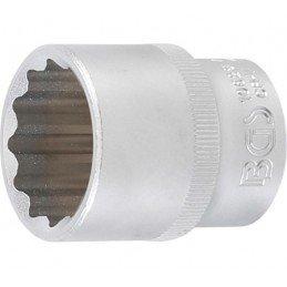 """Llave de vaso corto Pro-Torque ® 12 caras  1/2"""" 26 mm BGS-10626"""