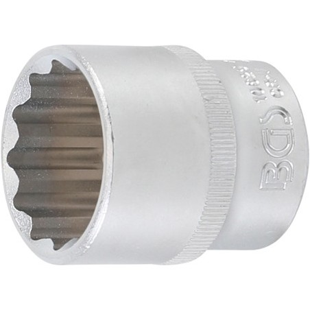"""Llave de vaso corto Pro-Torque ® 12 caras  1/2"""" 28 mm"""
