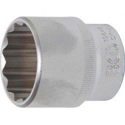 """Llave de vaso corto Pro-Torque ® 12 caras  1/2"""" 30 mm BGS-10646"""