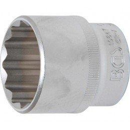 """Llave de vaso corto Pro-Torque ® 12 caras  1/2"""" 32 mm BGS-10647"""