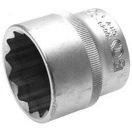 """Llave de vaso corto Pro-Torque ® 12 caras  1/2"""" 36 mm BGS-10649"""
