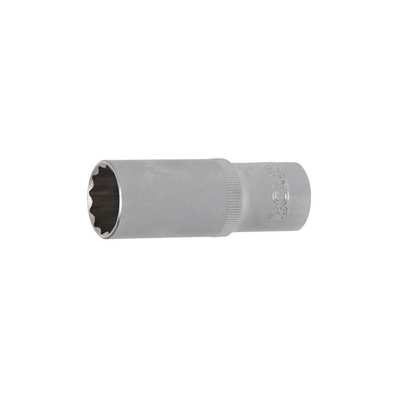 """Llave de vaso largo Pro-Torque ® 12 caras 1/2"""" 21 mm BGS-9360"""