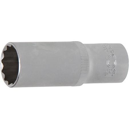 """Llave de vaso largo Pro-Torque ® 12 caras  1/2"""" 21 mm"""