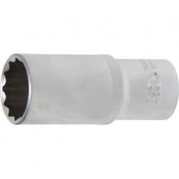 """Llave de vaso largo Pro-Torque ® 12 caras  1/2"""" 24 mm BGS-10688"""