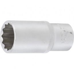 """Llave de vaso largo Pro-Torque ® 12 caras 1/2"""" 26 mm"""