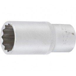"""Llave de vaso largo Pro-Torque ® 12 caras  1/2"""" 26 mm BGS-10663"""