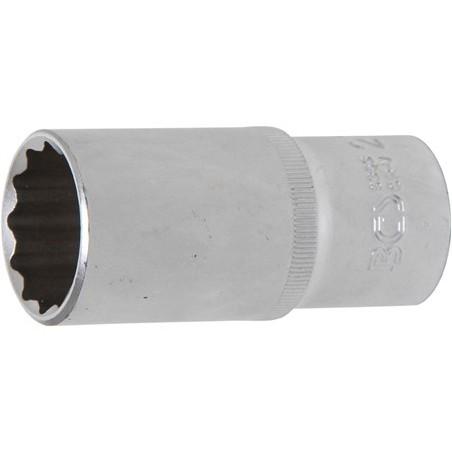 """Llave de vaso largo Pro-Torque ® 12 caras  1/2"""" 27 mm"""