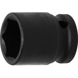 """Llave vaso de impacto 1/2"""" hexagonal corto 22mm. BGS-5222"""