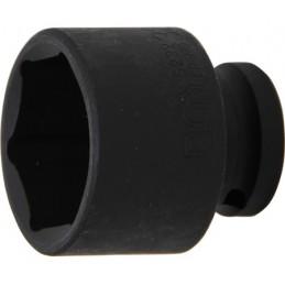 """Llave vaso de impacto 1/2"""" hexagonal corto 32mm. BGS-5232"""