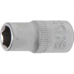 """Llave de vaso corto 1/4"""" 6 caras Pro Torque® 7mm. BGS-2479"""