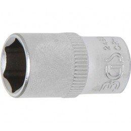 """Llave de vaso corto 1/4"""" 6 caras Pro Torque® 10mm. BGS-2482"""