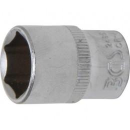 """Llave de vaso corto 1/4"""" 6 caras Pro Torque® 13mm. BGS-2485"""