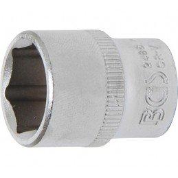 """Llave de vaso corto 1/4"""" 6 caras Pro Torque® 14mm. BGS-2486"""