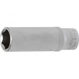 """Llaves de vaso largo 1/4"""" 6 caras Pro Torque® 11 mm. BGS-10511"""