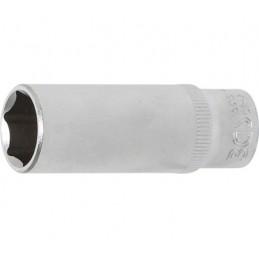 """Llaves de vaso largo 1/4"""" 6 caras Pro Torque® 13 mm. BGS-10513"""