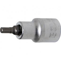 """Llave de vaso 1/2"""" con punta Allen Largo 53mm. 5mm. BGS-4251"""