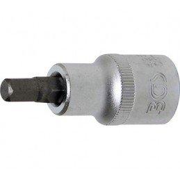"""Llave de vaso 1/2"""" con punta Allen Largo 53mm. 7mm. BGS-4253"""