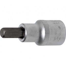 """Llave de vaso 1/2"""" con punta Allen Largo 53mm. 8mm."""
