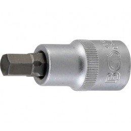 """Llave de vaso 1/2"""" con punta Allen Largo 53mm. 9mm.BGS-4340"""