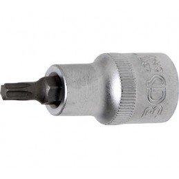 """Llave de vaso 1/2"""" con punta Torx Largo 53mm. T30"""