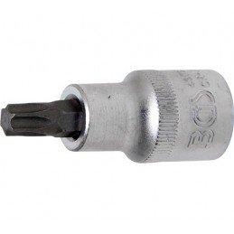 """Llave de vaso 1/2"""" con punta Torx Largo 53mm. T45"""