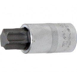 """Llave de vaso 1/2"""" con punta Torx Largo 53mm. T70"""