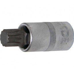 """Llave de vaso 1/2"""" con punta XZN Largo 53mm. M14"""