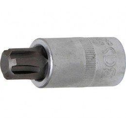 """Llave de vaso 1/2"""" con punta XZN Largo 55mm. R14"""