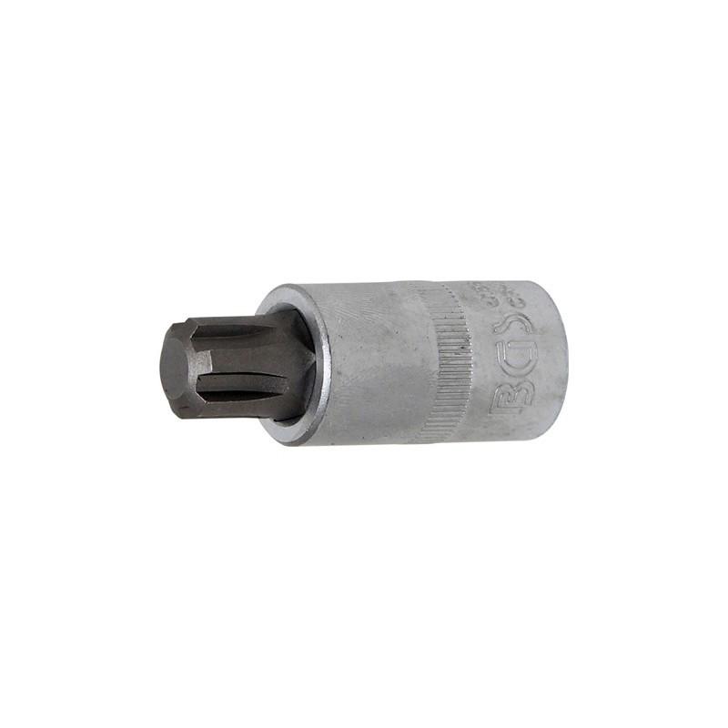 MATADOR 2075 0100 Llave de vaso m/étrica 10mm