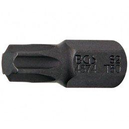 """Punta Torx corta 3/8"""", 10 mm. T50"""