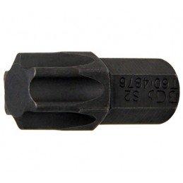 """Punta Torx corta 3/8"""", 10 mm. T60"""