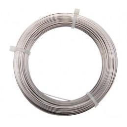 Cable de corte cuadrado para lunas, 50 m