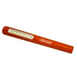 Linterna bolígrafo con batería recargable