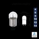 Lámpara Piloto R5W 12V 5W (BA15s scc)