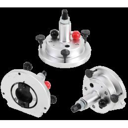 Dispositivo de montaje del anillo de sellado del cigüeñal motores gasolina y diésel VAG BGS-8335