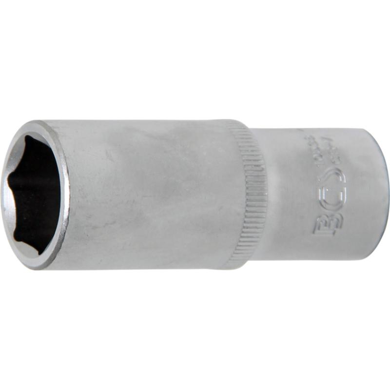 """Llave de vaso largo 3/8"""" 6 caras Pro Torque® 18mm. BGS-10538"""