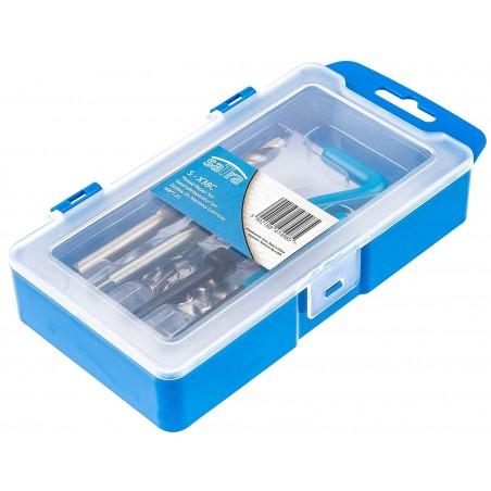 Juego para reparar roscas con HELICOIL®  M8 x M1.25