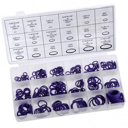 Surtido 270 PCS de tóricas HNBR (violetas)