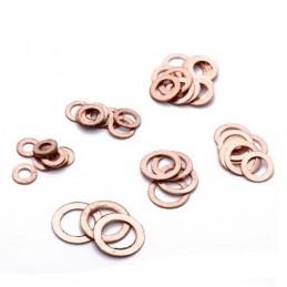 Surtido arandelas de cobre 110 Pcs, 13373808, lincos