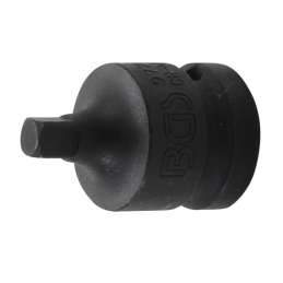 """Adaptador Reductor de impacto de 1/2"""" a 1/4"""" BGS-9778"""