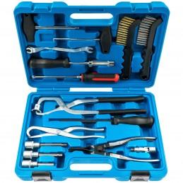 Kit de herramientas para mantenimiento de frenos 15 PCS