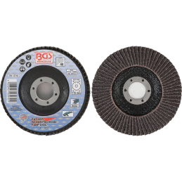 Disco de láminas de 115 mm de diámetro, grano 40. BGS-3970