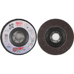 Disco de láminas de 115 mm de diámetro, grano 40. BGS-3973