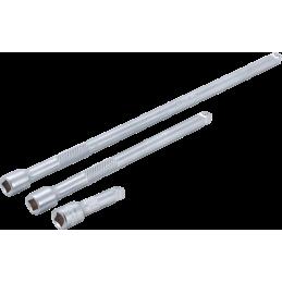 "Juego 3 alargaderas angulares 1/4""  50 -150 - 250 mm. BGS-2233"