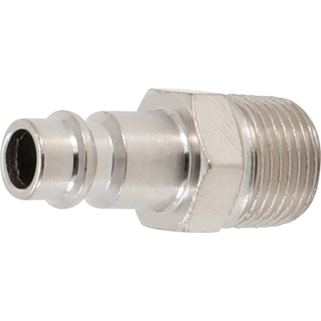 Estándar Adaptador R 3//8 Rosca Macho Conector de la manguera de montaje de línea de aire