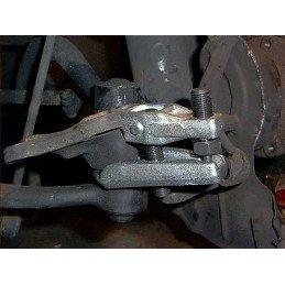 Extractor de rótulas ajustable apertura de 20-40 mm.