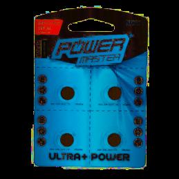 Pila de botón alcalina LR44...