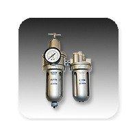 Lubrificadores de ar e filtros