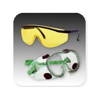 Proteção para os olhos