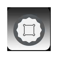 "1/2"" Bi-Hexagonal (12 caras)"